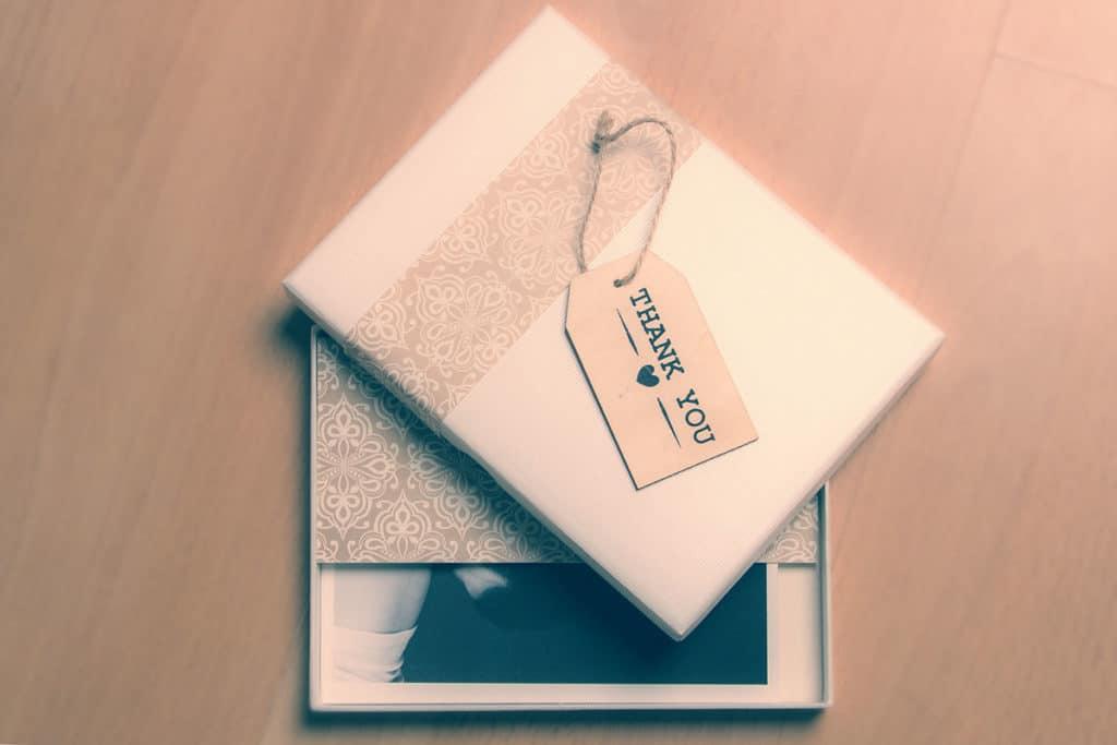 Liebevoll verpackt